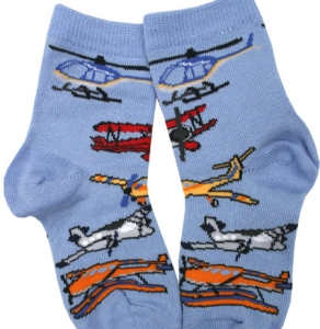 Socks of planes. Or was it plane of socks...?